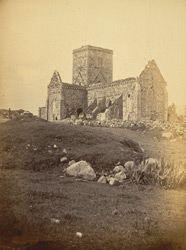 Iona Cathedral, From The South-East